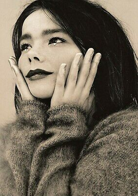 £19.99 • Buy **PREMIUM RANGE** Bjork Reproduction Poster, Home Wall Art, Size: Size: A2