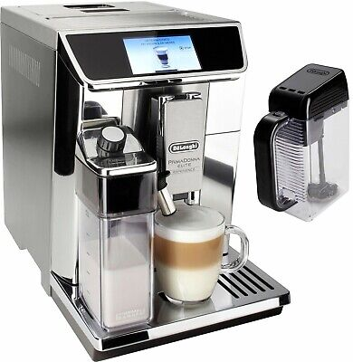 AU4391.63 • Buy Delonghi PrimaDonna Elite Experience 656.85.MS Fully Automatic Coffee Machine