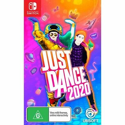 AU39 • Buy Just Dance 2020 - Nintendo Switch - BRAND NEW