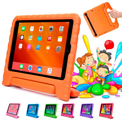 AU23.95 • Buy Kids Shock Proof Heavy Duty Case Cover For IPad Mini Air Pro 9.7  10.2  10.5  11