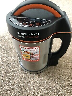 Morphy Richards Soup And Smoothie Maker. 48822 • 29.99£