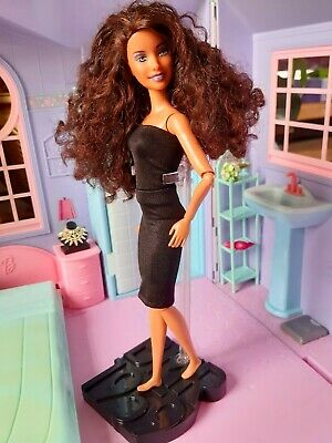 American Idol Simone Mattel Hybrid OOAK Barbie Doll Articulated  • 30£