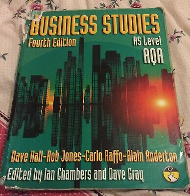 Business Studies AS Level AQA Fourth Edition • 7.99£