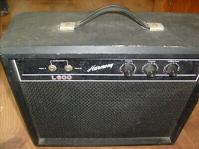 $ CDN263.35 • Buy Vintage Harmony  Solid State Amp Guitar  Amplifier