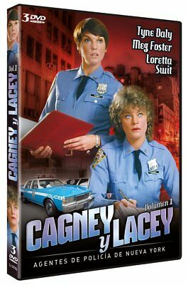 £23.04 • Buy CAGNEY AND LACEY - Season 1  **Dvd R2**  Tyne Daly, Sharon Gless