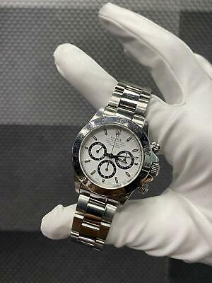 $ CDN28151.57 • Buy Rolex Zenith Daytona A Series 16520 Stainless Steel Watch And Box Only