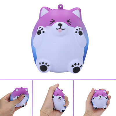 AU13.64 • Buy Squishy Galaxy Cute Bear Squeeze Slow Rebound Cream Scented Stress Reliver Toy