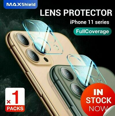 Full Cover Lens Protector Tempered Glass Camera Lens Film For Iphone 11 Pro Max • 1.95£