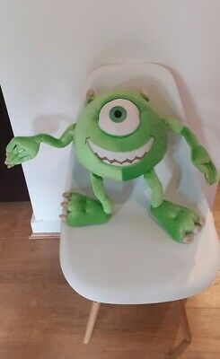 LARGE Disney Monsters Inc Mike Soft Plush Toy • 20£