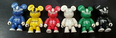 $149.99 • Buy Adidas Adicolor Toy2r Qee Bearbrick Original Set Of 5 Yeezy Collectibles Rare