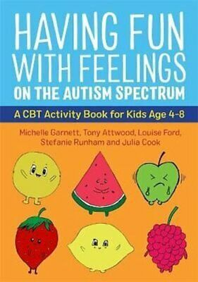 £10.72 • Buy Having Fun With Feelings On The Autism Spectrum A CBT Activity ... 9781787753273