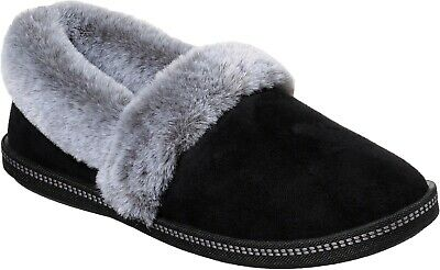 Skechers Womens Cozy Campfire-Team Toasty Microfiber Suede Fur Lined Slipper • 32£