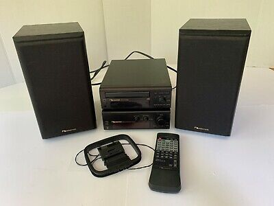 $329.90 • Buy *Nice* Nakamichi RE-5 Receiver / CD-5 Cd Player / SP-Speakers / Remote System