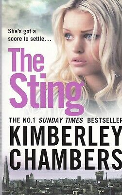 £6.95 • Buy The Sting By Kimberley Chambers (Paperback) Book