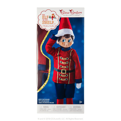 AU24.95 • Buy Black Friday Sale-Elf On The Shelf Claus Couture Collection - Sugar Plum Soldier