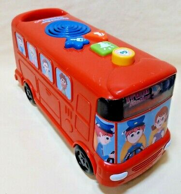 Vtech Playtime Bus With Phonics Perfect Good, Clean Condtion & Working Order • 13.75£
