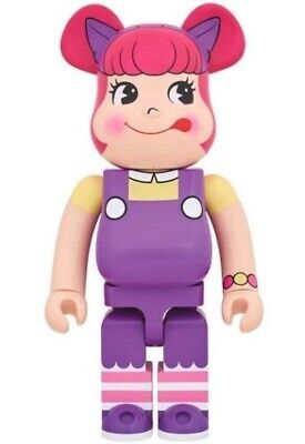 $2000 • Buy Medicom Toy Bearbrick 2017 Fujiya Peko Pekola Magic 1000% Be@rbrick Japan NEW