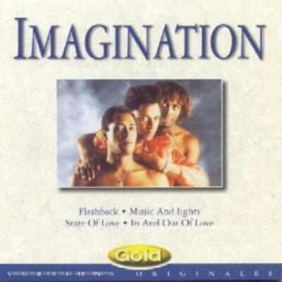 Imagination : Gold CD Value Guaranteed From EBay's Biggest Seller! • 12.99£
