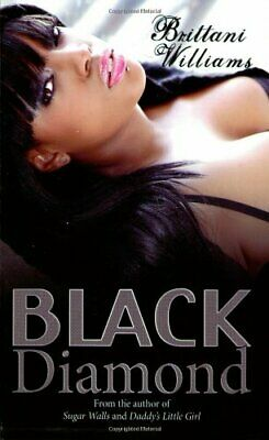 Black Diamond By Brittani Williams Paperback Book The Cheap Fast Free Post • 13.99£