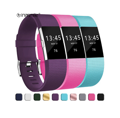 $ CDN9.99 • Buy Fitbit Charge 2 Soft Silicone Bands