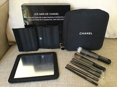 Les Mini De Chanel Travel Mini Brush Set • 129£