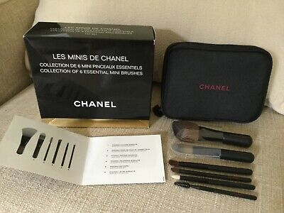 Les Mini De Chanel Travel Mini Brush Set • 125£