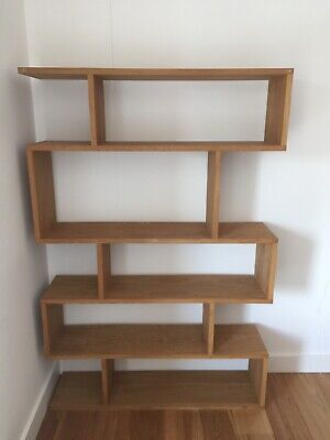 £450 • Buy Content By Terence Conran Balance Wide Shelving Unit, Oak