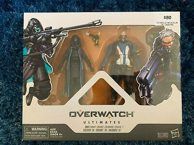 AU50 • Buy Overwatch Ultimates  Boxed Action Figures 2 Pack FREE POSTAGE