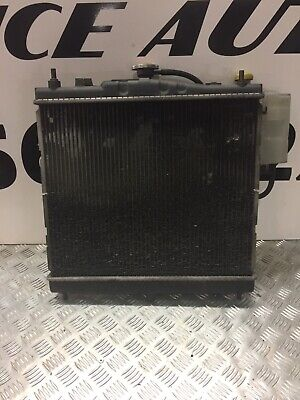 NISSAN MICRA K12 Automatic 1.2 RADIATOR & COOLING FAN (21480-AX600) Auto 2004 Up • 40£