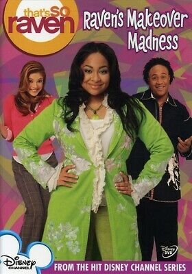 Thats So Raven: Ravens Makeover Madness DVD Incredible Value And Free Shipping! • 10.64£