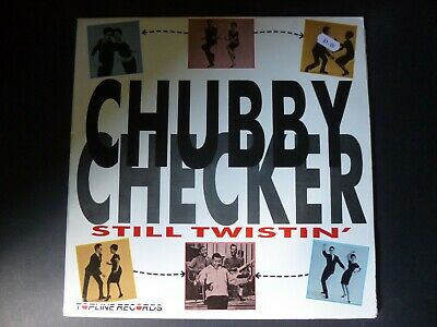 Chubby Checker - Still Twistin' 12  Vinyl LP • 2.79£
