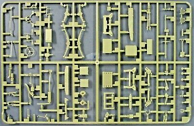 $12.29 • Buy Tamiya 1/35  Scale M3A1 White Scout Car Parts Tree D From Kit No. 35363