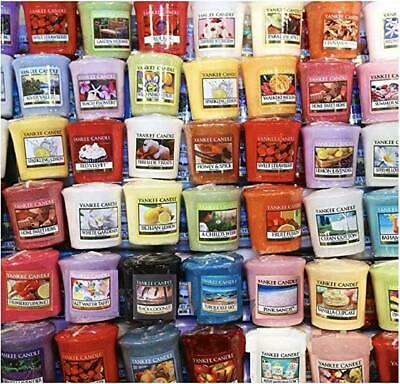 Yankee Samplers Votive Candles- Pick Your Scent-  • 3.38£