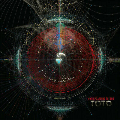 AU54.99 • Buy TOTO - 40 Trips Around The Sun - Greatest Hits - Vinyl LP Record