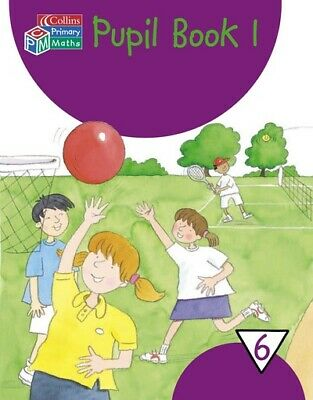 £2.33 • Buy Collins Primary Maths: Year 6 Pupil Book 1 (Paperback / Softback) Amazing Value