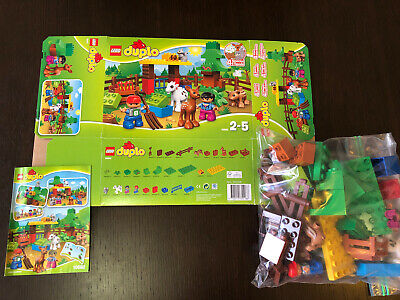 AU70 • Buy Lego Duplo 10582 Forest Animals Preowned