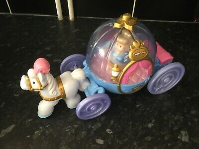 Fisher Price Little People Cinderella Carriage  • 3£
