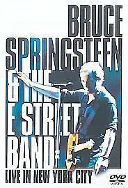 Bruce Springsteen: Live In New York City DVD • 3.99£