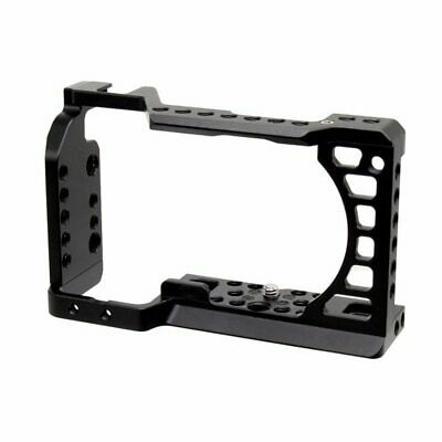 $ CDN43.80 • Buy Camera Cage For Sony A6000 A6300 A6400 A6500 W/Cold Shoe Mount For Magic Arm Mic