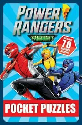 £5.16 • Buy Power Rangers Beast Morphers Pocket Puzzles By Farshore 9781405299305