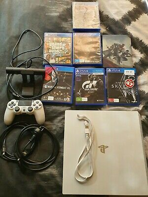 AU540 • Buy Sony Playstation Ps4 Pro1tb Console+1 Controller+7 Games