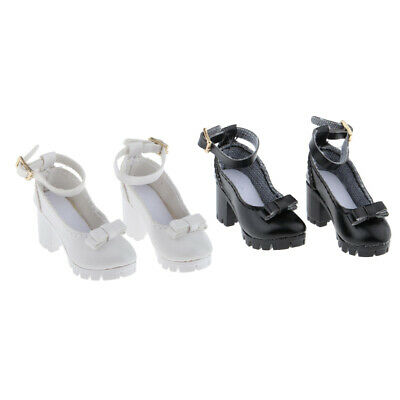 $23.92 • Buy 2 Pairs 1/6 High Heel Shoes For Hot Toys DML DID Enterbay TC Dragon Figures