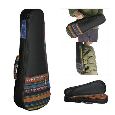 AU17.91 • Buy 21  Soprano Ukelele Ukulele Uke Bag Backpack Case With Shoulder Strap New E7O4