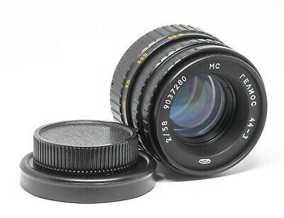 $ CDN47.88 • Buy MC HELIOS 44-3 58mm F/2.0 M42 Lens For Sony Canon Nikon Fuji An Other