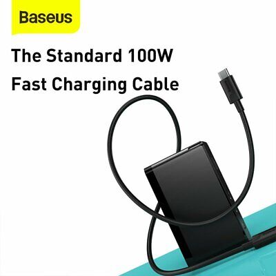 AU71.74 • Buy Baseus 120W GaN USB Type C Wall Charger Laptop Adapter For IPhone Pro MacBook