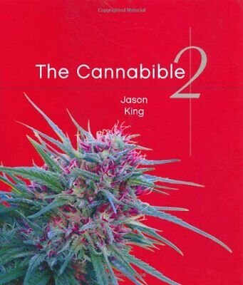The Cannabible 2 By King, Jason Paperback Book The Cheap Fast Free Post • 7.99£