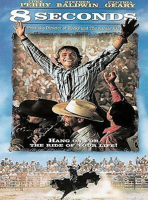 AU11.59 • Buy 8 Seconds (DVD) With Luke Perry NEW AND SEALED