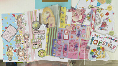 Card Making Kit For Children's Cards, Humphrey's Corner, Cats, Dogs, Toppers,  • 0.99£