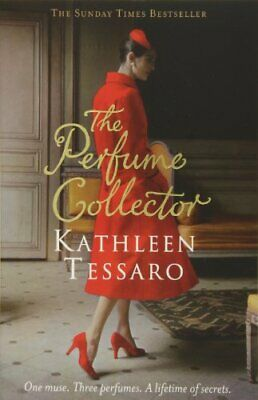 The Perfume Collector By Tessaro, Kathleen Book The Cheap Fast Free Post • 4.49£