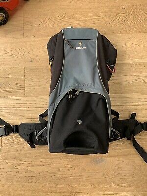 LittleLife Cross Country Backpack Carrier • 10.50£